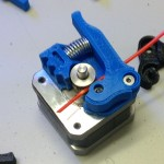 New mod for pinch roller on the Makerbot extruder